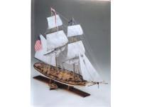 MODELLISMO NAVALE COREL EAGLE- BRIGANTINO AMERICANO 1812 COREL