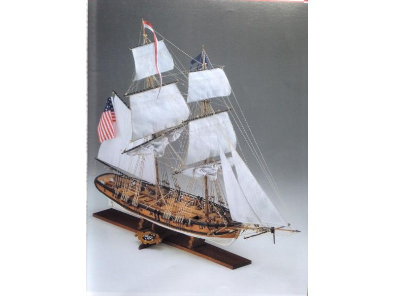 kit montaggio modellismo navale eagle corel