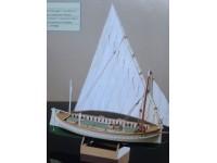 MODELLISMO NAVALE COREL FLATTIE - SM42 Imbarcazione americana