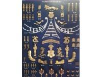 Serie completa decorazioni Wappen von hamburg l (esclusa lastra fotoincisa)