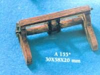 Molinello antico completo30x58x20mm A155 corel
