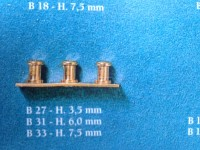 Bitta 3 elementi 3,5mm B27 Corel
