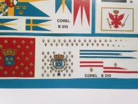 Serie bandiereMirage, Sirene B310 Corel