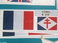 Serie Bandiere Toulonnaise B312 corel