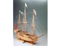 MODELLISMO NAVALE COREL SIRENE - SM14 Fregata francese della metà del secolo XVIII
