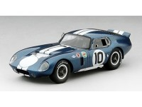 TSM MODEL MODELLINO AUTO 1:43 SHELBY DAYTONA COUPE' n.10 CSX2287 BONNEVILLE LAND SPEED RECORD 1965