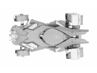 METAL EARTH BATMOBILE BATMAN 2016 DAWN OF JUSTICE BATMAN VS SUPERMAN KIT IN METALLO 3D