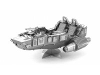 METAL EARTH STAR WARS EP7 FIRST ORDER SNOWSPEEDER KIT IN METALLO 3D
