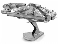 METAL EARTH STAR WARS MILLENNIUM FALCON KIT IN METALLO 3D