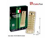 CUBICFUN MODELLINO TORRE DI PISA IN PUZZLE 3D