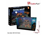 CUBICFUN MODELLINO MAGIC BOX HALLOWEEN IN PUZZLE 3D