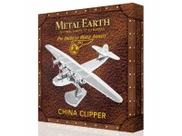 METAL EARTH KIT MODELLINO PAN AM CHINA CLIPPER BOX VERSION