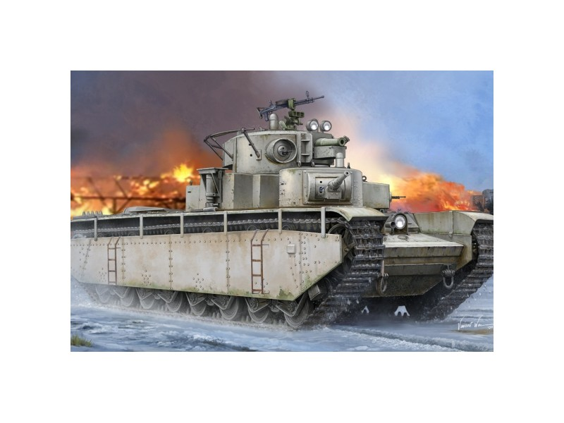 HOBBY BOSS KIT MONTAGGIO MODELLINO CARRO ARMATO SOVIET T-35 HEAVY TANK BEFORE 19