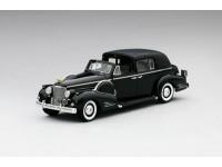 MODELLINO CADILLAC 1938 SERIES 90 V16 TOWN CAR BLACK IN RESINA TSM