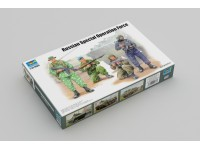 MINIATURE SOLDATI IN KIT RUSSIAN SPECIAL OPERATION FORCE TRUMPETER