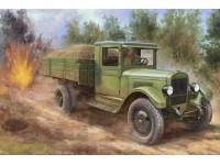 MODELLINO RUSSIAN ZIS-5 TRUCK IN KIT DI MONTAGGIO HOBBY BOSS