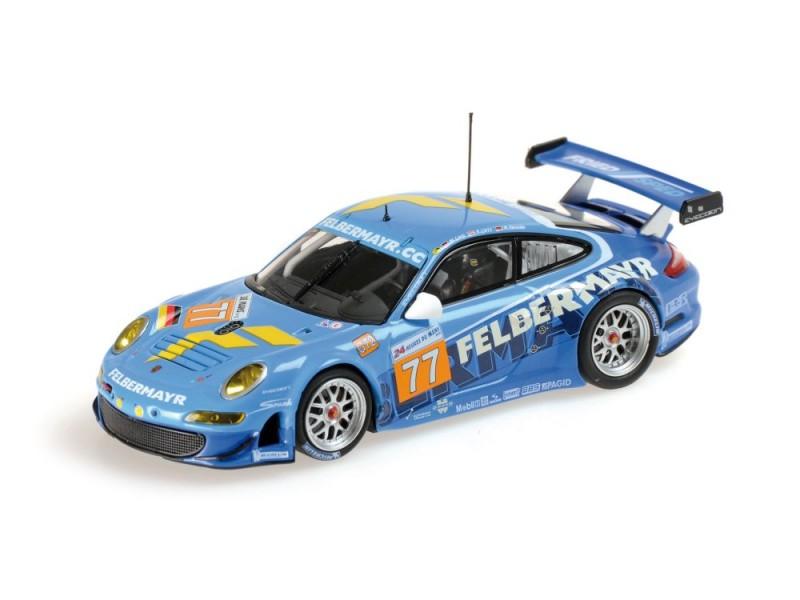 economico online modelloLINO PORSCHE 997 GT3 RSR RSR RSR squadra FELBERMAYR 24H LE uomoS 2010 IN METtuttiO MINICH  moda classica