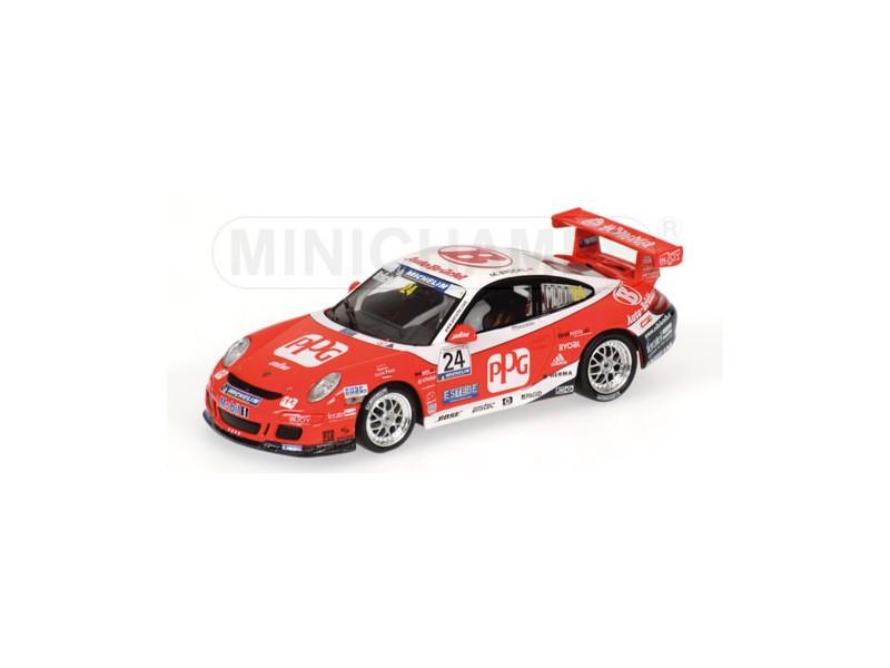Modellino Porsche 911 GT3 Team Brückl Motors Coupe Port Carrera Allemagne