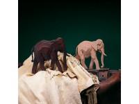 Amati elefante grande scatola di montaggio in legno