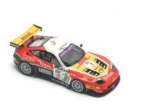 KIT FERRARI 575 GTC n.3 TEAM GPC 24 H SPA 2005 BBR MODELS