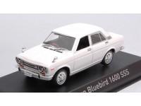 NOREV 1/43 NISSAN BLUEBIRD 1600 SSS 1969 WHITE MODEL