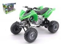 NEW RAY 1/12 ATV-QUAD KAWASAKI KFX 450 R MODELLINO