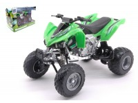 NEW RAY 1/12 ATV-QUAD KAWASAKI KFX 450 R MODELLINO