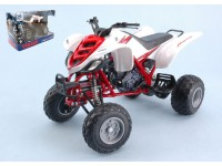 NEW RAY 1/12 ATV-QUAD YAMAHA RAPTOR 660R MODELLINO