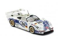 Revoslot 1/32 Porsche 911 GT1 n. 26 24 ore Le Mans 1996