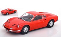 MODELCAR GROUP 1/18 FERRARI DINO 246 GT 1969 ORANGE MODELLINO