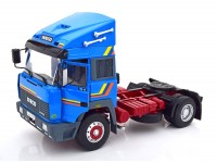 ROAD KINGS 1/18 IVECO TURBO STAR 1988 BLU MODELLINO