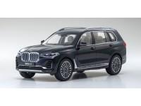 KYOSHO 1/18 BMW X7 CARBON BLACK MODELLINO APRIBILE