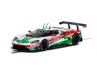 Scalextric 1/32 Ford GT GTE n.67 Daytona 2019 Modellino Slot Car