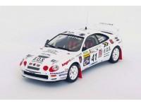 TROFEU 1/43 TOYOTA CELICA GT FOUR N.41 RALLY PORTOGALLO 1998 MODELLINO