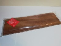 AMATI BASE SUPPORT PAINTED WOOD MM 400x120 FOR MODEL SHIPS
