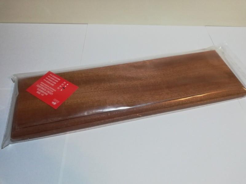 AMATI BASE SUPPORTO LEGNO VERNICIATO mm 400x120