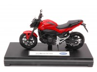 WELLY 1/18 HONDA NC750S 2018 MODELLINO