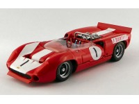 ART MODEL 1/43 LOLA T70 MK.2 SPYDER N.1 VITTORIA BRANDS HATCH 1966 MODELLINO