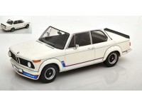 MODELCAR GROUP 1/18 BMW 2002 TURBO BIANCA MODELLINO