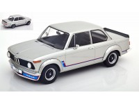 MODELCAR GROUP 1/18 BMW 2002 TURBO COLOR ARGENTO MODELLINO