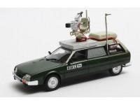 Matrix Scale Models 1/43 Citroen CX Safari BBC TV 1982 modellino