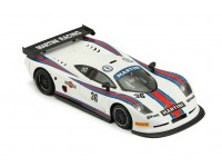 NSR 1/32 Mosler MT 900 R Martini Racing n.36 bianca slot car