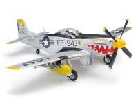 Tamiya 1/32 F-51D Mustang Korean War modello in kit di montaggio