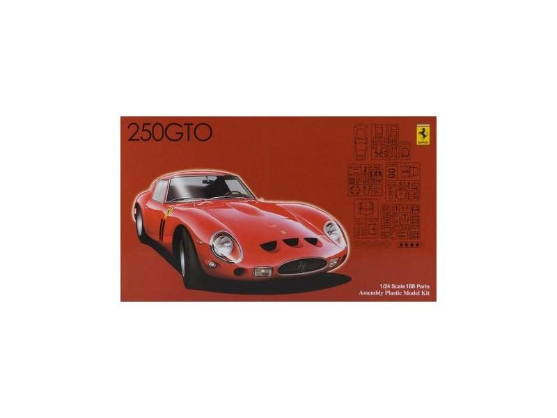 Fujimi 1/24 Ferrari 250 GTO kit di montaggio