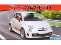 Fujimi 1/24 500 Abarth kit di montaggio
