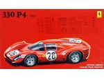Fujimi 1/24 Ferrari 330 P4 n.26 1967 kit di montaggio