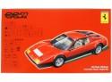 Fujimi 1/24 Ferrari BB512 kit di montaggio