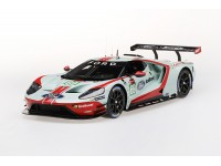 TOPSPEED 1/18 FORD GT N.69 24 HOURS LE MANS 2019 MODEL