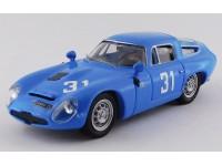 BEST MODEL 1/43 ALFA ROMEO TZ1 N.31 1000 KM DI MONZA 1965 MODELLINO