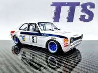 TTS 1/24 Ford Escort RS 1600 n.6 vittoria RAC rally 1977